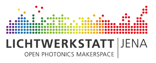 Logo of the Lichtwerkstatt Jena
