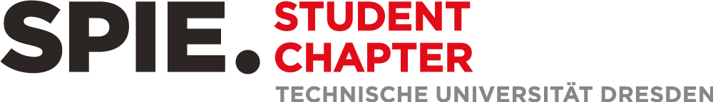 SPIE. Student Chapter Technical University Dresden Logo