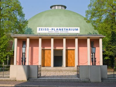 © 2019 Zeiss-Planetarium Jena / Foto: W. Don Eck